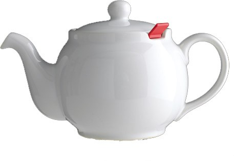 Chatsford Teapot - White